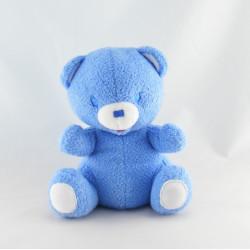 Doudou ours bleu NESTLE