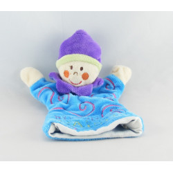 Doudou plat marionnette Blanche neige CMP