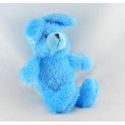 Doudou lapin bleu YVES ROCHER
