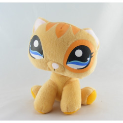 Peluche chat rose LITTLEST PETSHOP LPS