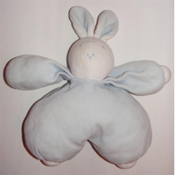 Doudou Lapin rose  Moulin Roty