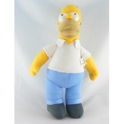 Peluche Poupée Homer Les Simpsons