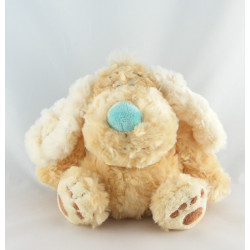 Doudou ours marron beige  ANNA CLUB PLUSH