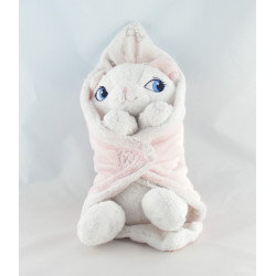 Doudou Chat Marie Les Aristochats couverture Disney