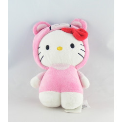 Doudou chat HELLO KITTY déguisé en léopard SANRIO LICENSE H ET M