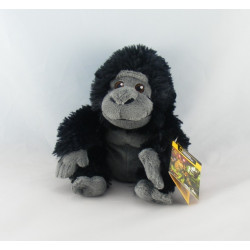 Peluche Singe Babouin NATIONAL GEOGRAPHIC