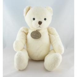 Doudou ours blanc tout doux DOUDOU ET COMPAGNIE