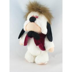 Peluche Droopy en pyjama - le chien de Tex Avery