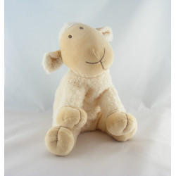 Doudou mouton blanc NATURE ET DECOUVERTE