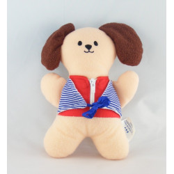 Doudou chien rose SNOOPY