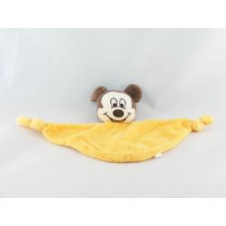 Doudou plat Mickey vert DISNEY