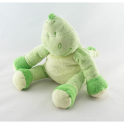 Doudou dinosaure vert BENGY