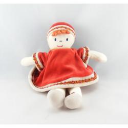 Doudou poupée comme de vrais marins BERLINGOT