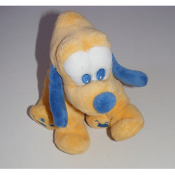 Peluche Pluto le chien de Mickey Disney