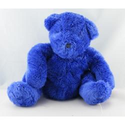 Doudou ours bleu ciel DPAM DU PAREIL AU MEME