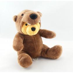 Doudou winnie l'ourson déguisé en éléphant DISNEY NICOTOY