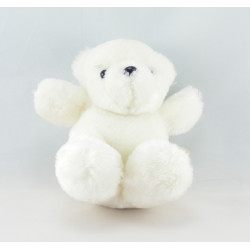 Doudou ours blanc NICI NATURAL