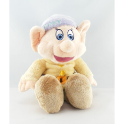 Peluche Simplet Dopey Les sept nains Blanche neige DISNEY