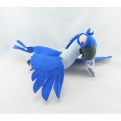 Peluche Perroquet Ara bleu Perla RIO LANSAY