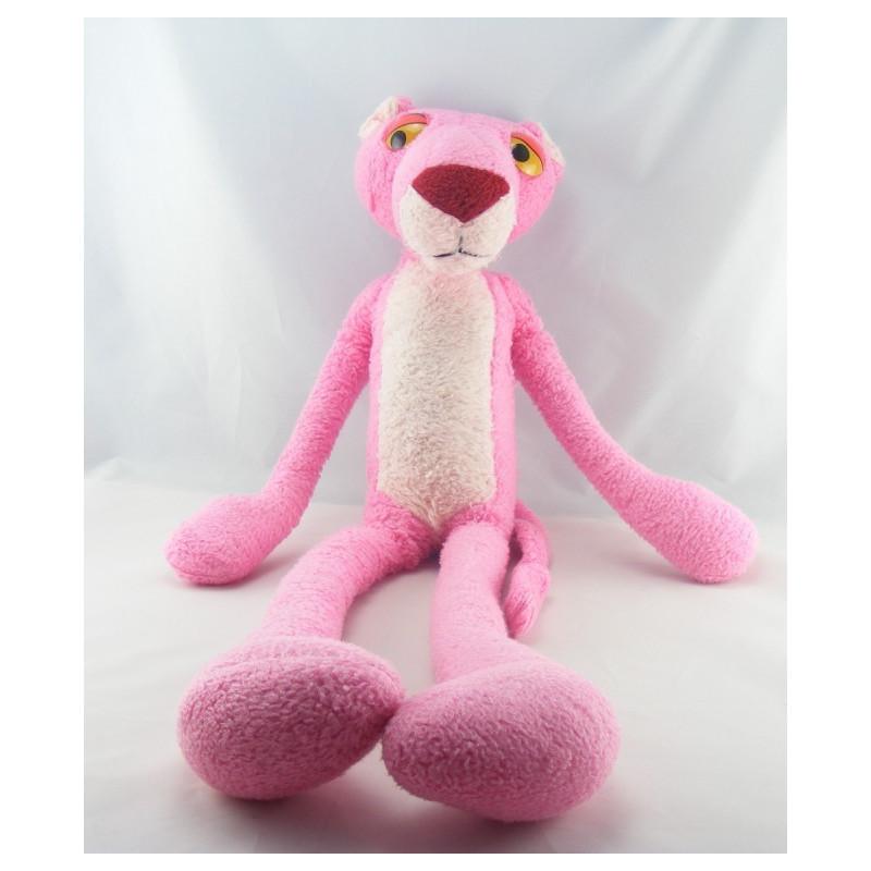Ancienne Peluche la panthére rose Pink Panther UNITED ARTISTS