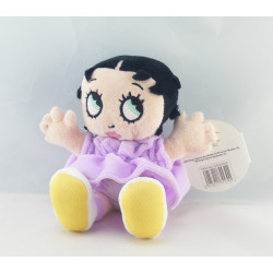 Doudou peluche Baby Boop robe rose PLAY BY PLAY
