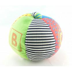 Doudou balle multicolore GIPSY