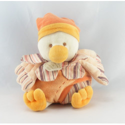 Doudou Banjo l'oiseau orange DOUDOU ET COMPAGNIE