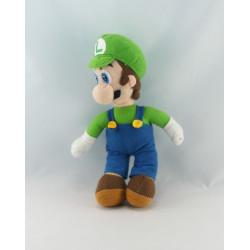 Peluche Luigi Super Mario Bros NINTENDO