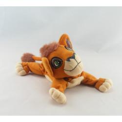 Doudou le roi lion Kovu couché MATTEL