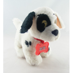 Peluche chien blanc Oddball les 101 dalmatiens DISNEY