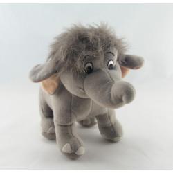 Peluche éléphant Le Livre de la Jungle DISNEY