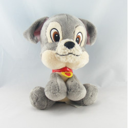 Peluche Clochard le chien de La Belle et le Clochard Disney Nicotoy