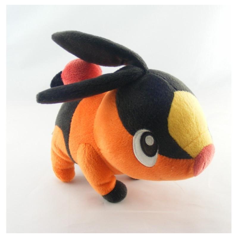 Peluche Vipelierre Pokemon creatures NINTENDO TOMY