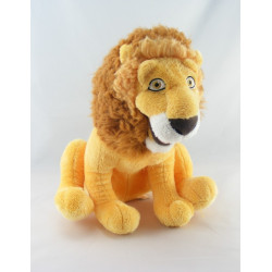 Doudou le roi lion Simba Kovu couché DISNEY