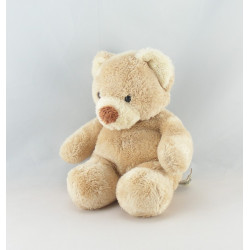 Doudou gros ours beige NICOTOY
