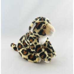 Doudou léopard K&M TOYS