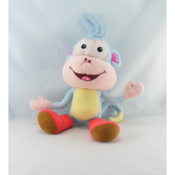 Peluche Singe Babouche l'ami de Dora
