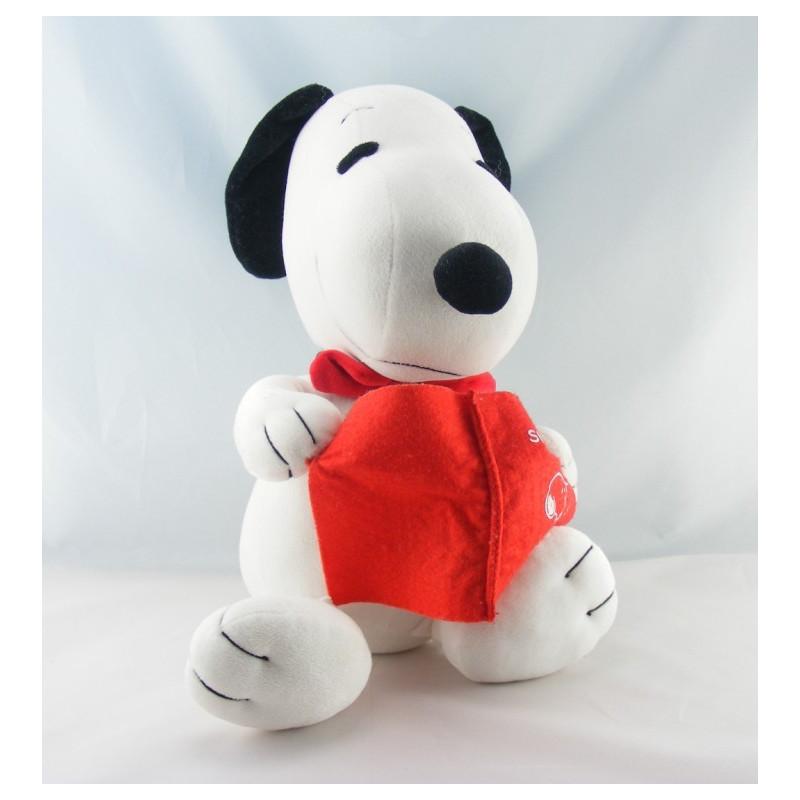 Peluche chien Snoopy Année 1968