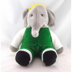 Peluche Babar l'éléphant GUND 35 cm
