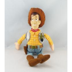 Doudou peluche CowBoy Woody Toys story DISNEY 20 cm