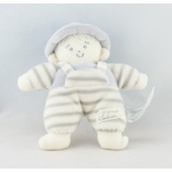 Doudou hochet ours beige TIAMO COLLECTION