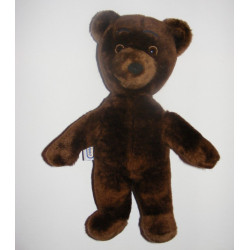 Doudou Ours PETIT OURS BRUN AJENA