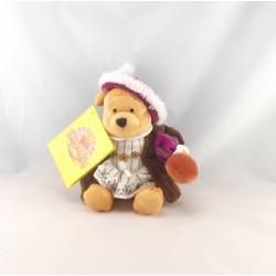Doudou Winnie l'ourson déguisé en Robin des Bois Collectibles DISNEY STORE