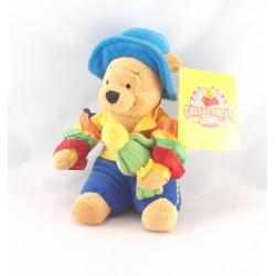 Doudou Winnie l'ourson déguisé en roi Henry 8th Collectibles DISNEY STORE