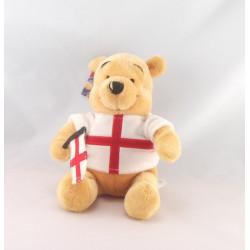 Doudou Winnie l'ourson déguisé en Morse Collection DISNEY STORE