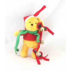 Doudou Winnie l'ourson déguisé en Tigrou DISNEY JEMINI