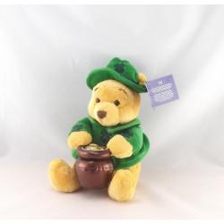 Doudou Winnie l'ourson déguisé Saint George's day Collection DISNEY STORE