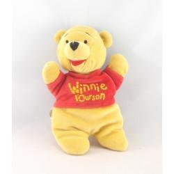 Doudou semi plat Winnie l'ourson DISNEY