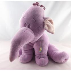 Doudou Eléphant Lumpy Disney Baby 30 cm