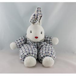 Doudou lapin blanc Le Luminou JEMINI